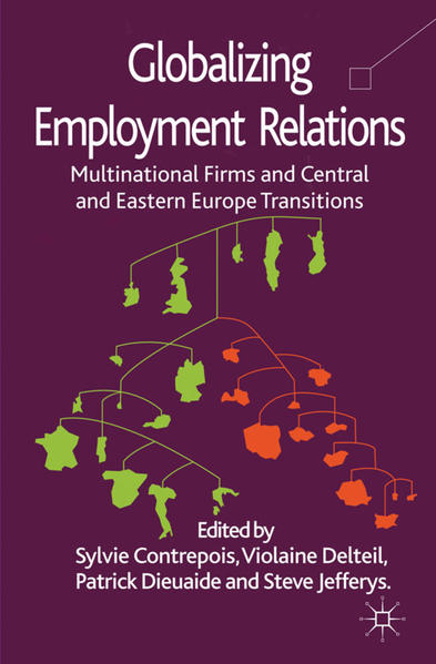 Globalizing Employment Relations - Coverbild