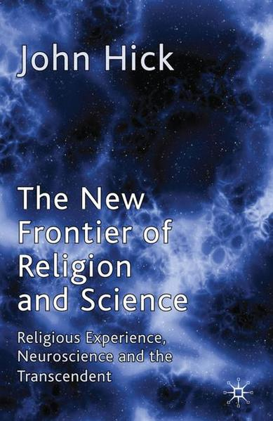 The New Frontier of Religion and Science - Coverbild