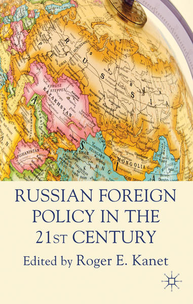 Russian Foreign Policy in the 21st Century - Coverbild