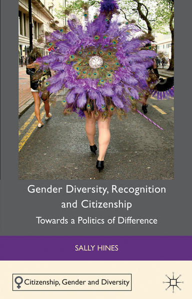 Gender Diversity, Recognition and Citizenship - Coverbild