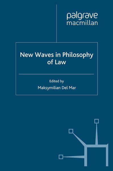 New Waves in Philosophy of Law - Coverbild