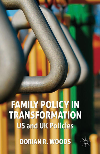 Family Policy in Transformation - Coverbild