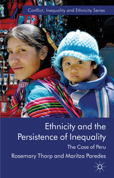 Ethnicity and the Persistence of Inequality - Coverbild