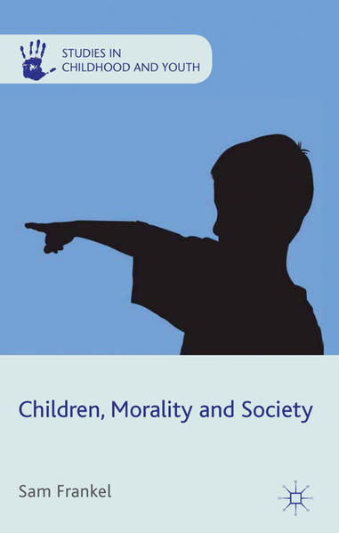 Children, Morality and Society - Coverbild