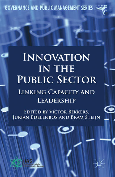 Innovation in the Public Sector - Coverbild