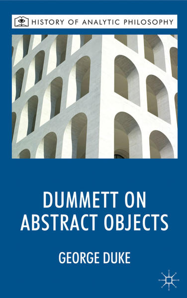 Dummett on Abstract Objects - Coverbild