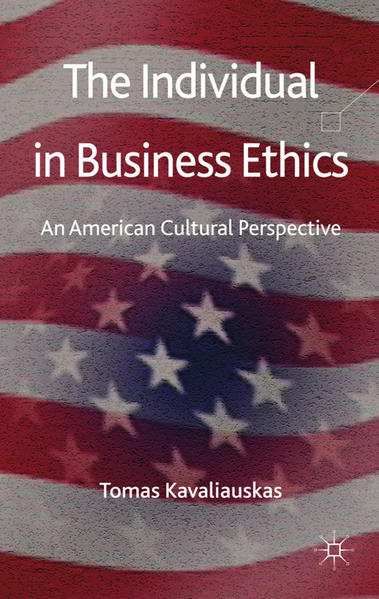 The Individual in Business Ethics - Coverbild