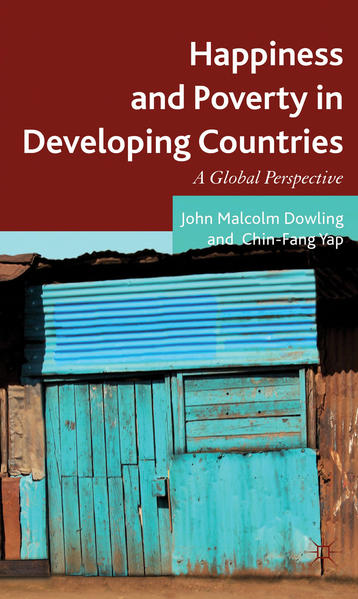 Happiness and Poverty in Developing Countries - Coverbild