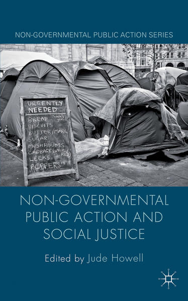 Non-Governmental Public Action and Social Justice - Coverbild