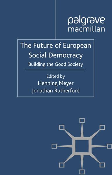The Future of European Social Democracy - Coverbild