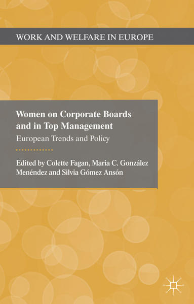 Women on Corporate Boards and in Top Management - Coverbild