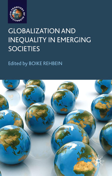 Globalization and Inequality in Emerging Societies - Coverbild