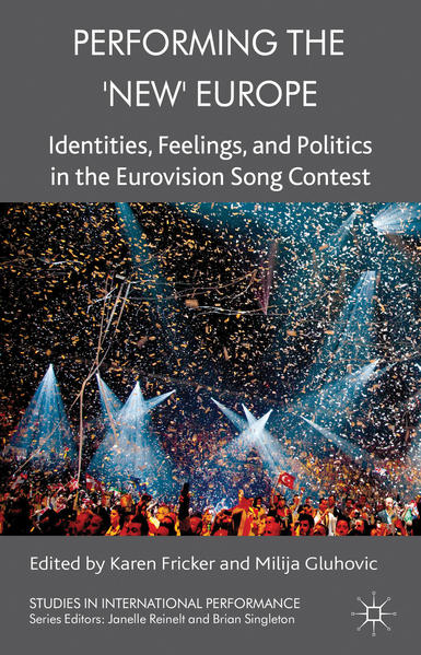 Performing the 'New' Europe - Coverbild