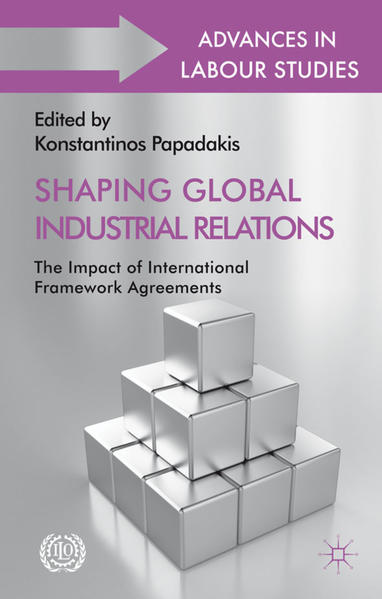 Shaping Global Industrial Relations - Coverbild