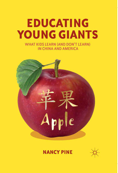 Educating Young Giants - Coverbild