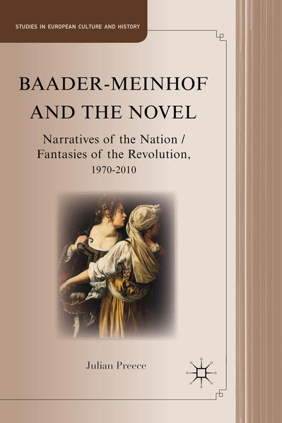 Baader-Meinhof and the Novel - Coverbild