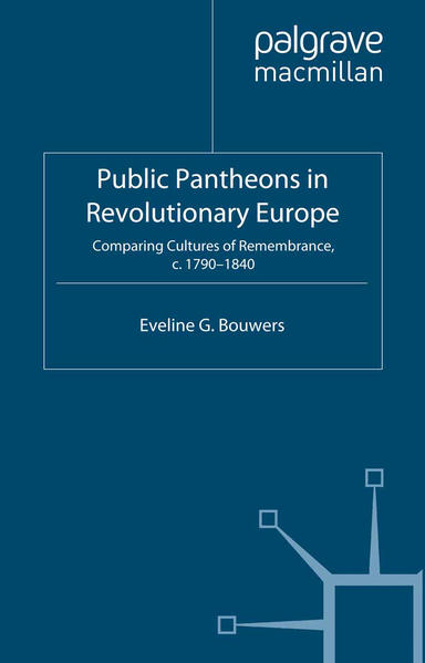 Public Pantheons in Revolutionary Europe - Coverbild