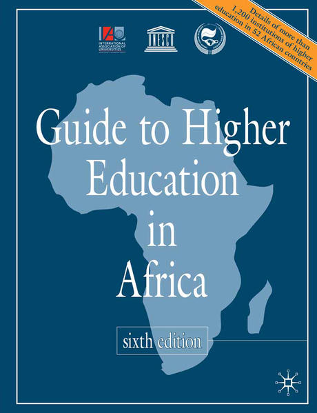 Guide to Higher Education in Africa - Coverbild