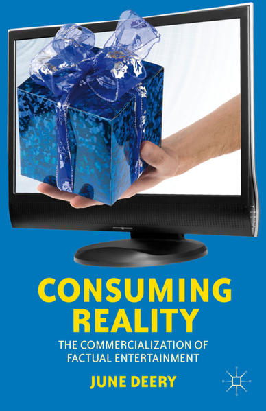 Consuming Reality - Coverbild