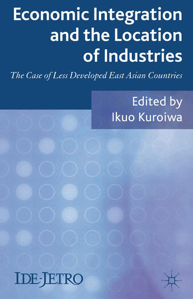 Economic Integration and the Location of Industries - Coverbild