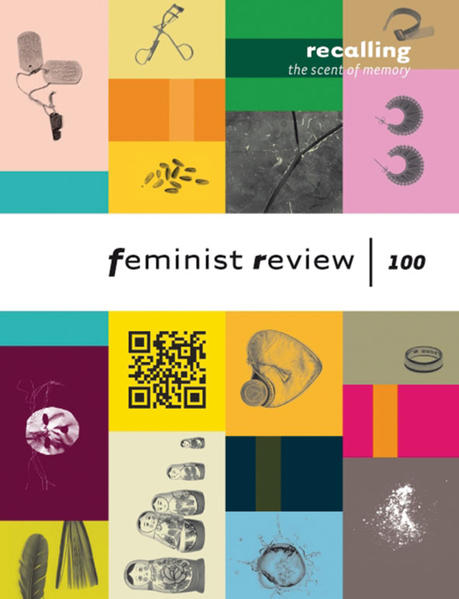Recalling The Scent of Memory: Celebrating 100 Issues of Feminist Review - Coverbild