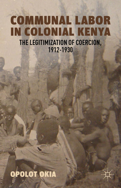 Communal Labor in Colonial Kenya - Coverbild