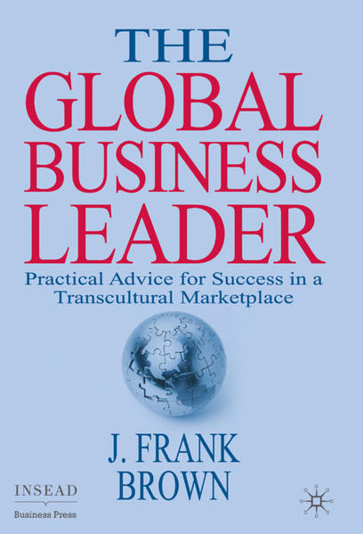 The Global Business Leader - Coverbild