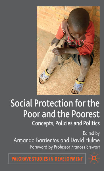 Social Protection for the Poor and Poorest - Coverbild