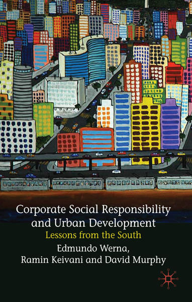 Corporate Social Responsibility and Urban Development - Coverbild