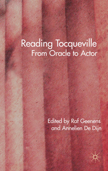 Reading Tocqueville - Coverbild
