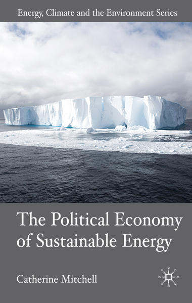 The Political Economy of Sustainable Energy - Coverbild