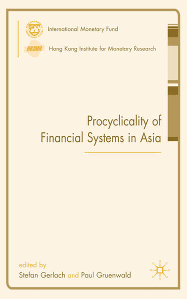 Procyclicality of Financial Systems in Asia - Coverbild
