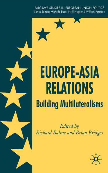 Europe-Asia Relations - Coverbild