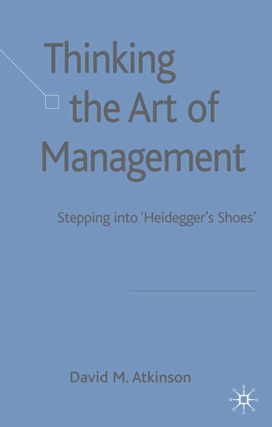 Thinking The Art of Management - Coverbild