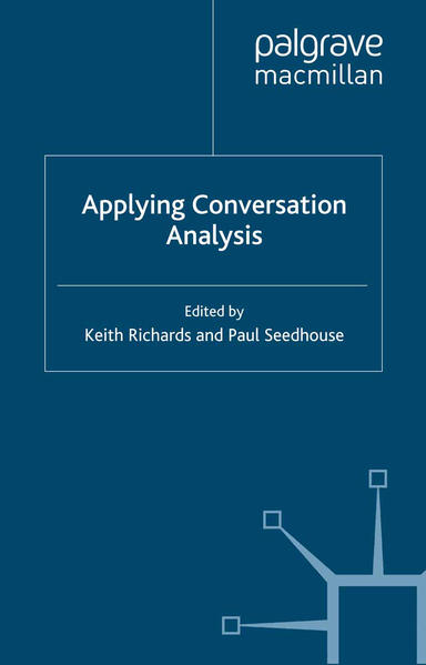 Applying Conversation Analysis - Coverbild