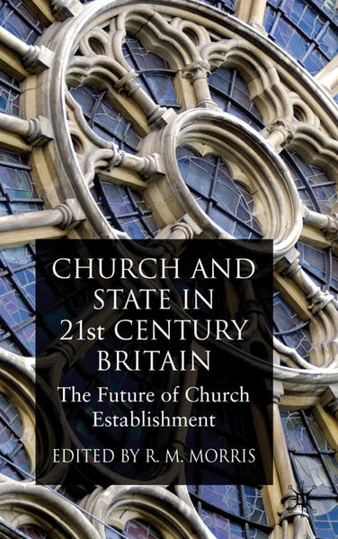 Church and State in 21st Century Britain - Coverbild