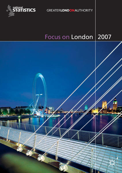 Focus on London 2007 - Coverbild