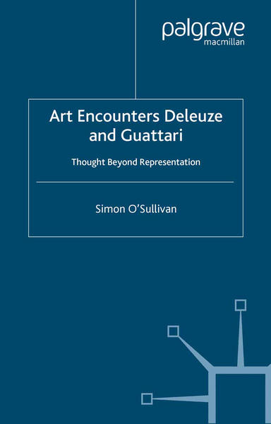 Art Encounters Deleuze and Guattari - Coverbild