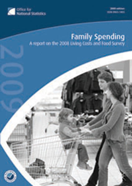 Family Spending 2009 - Coverbild