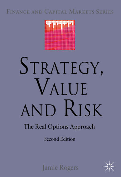 Strategy, Value and Risk - Coverbild