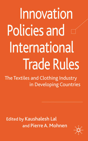 Innovation Policies and International Trade Rules - Coverbild