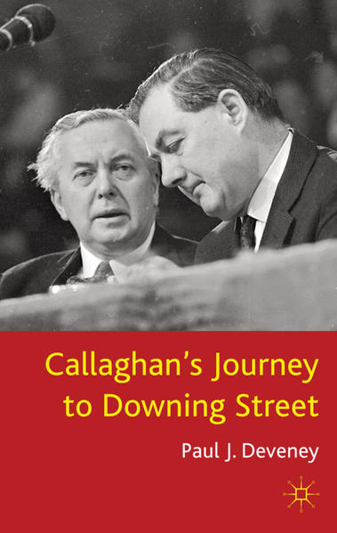 Callaghan's Journey to Downing Street - Coverbild