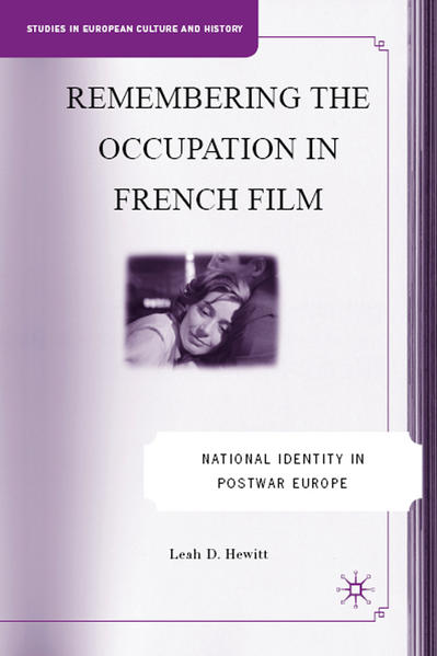 Remembering the Occupation in French film - Coverbild