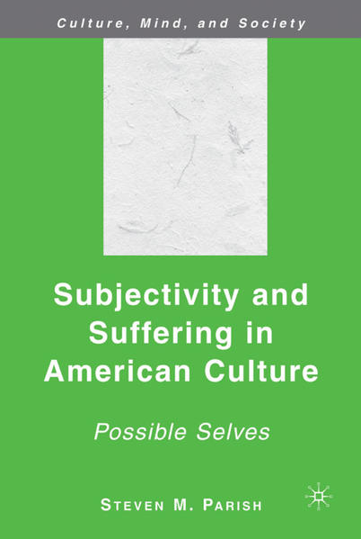 Subjectivity and Suffering in American Culture - Coverbild