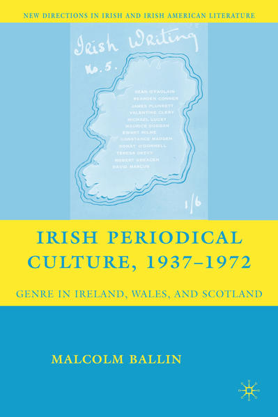 Irish Periodical Culture, 1937-1972 - Coverbild
