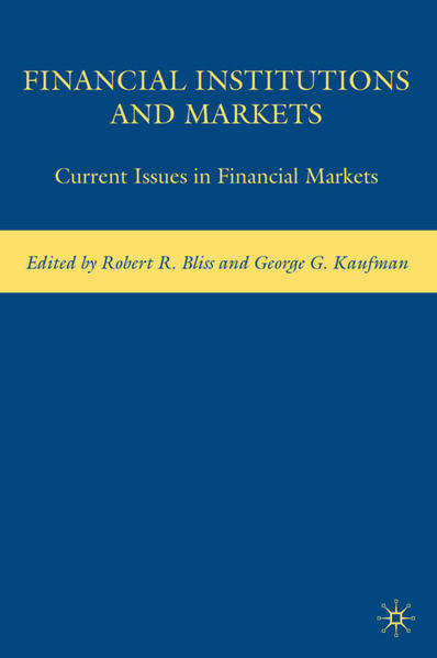 Financial Institutions and Markets - Coverbild
