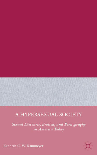 A Hypersexual Society - Coverbild