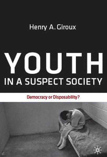 Youth in a Suspect Society - Coverbild