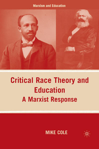 Critical Race Theory and Education - Coverbild