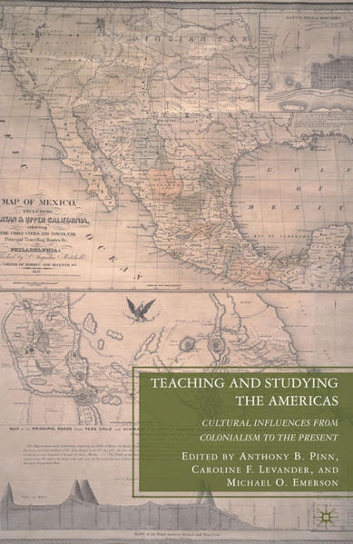 Teaching and Studying the Americas - Coverbild